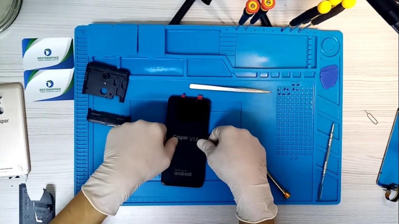 Casper Via G1 Telefon Ekran değişimi - Casper Via G1 Screen Repair