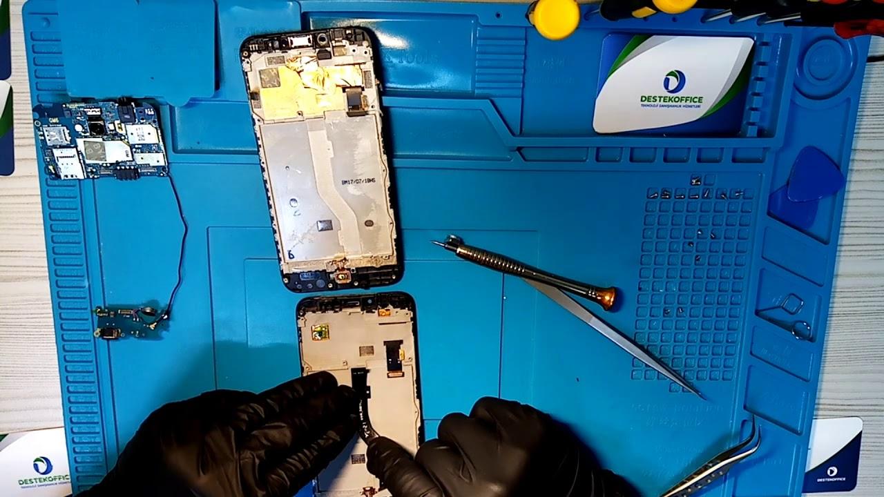 General Mobile GM6 Profesyonel Ekran Değişimi | How to repair screen GM6