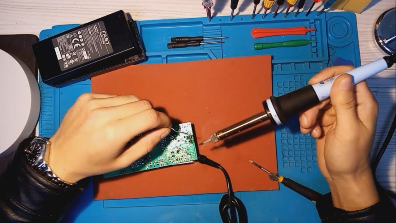 Notebook Adaptör Kablosu Nasıl Değiştirilir (How to Change the Notebook Adapter Cable)