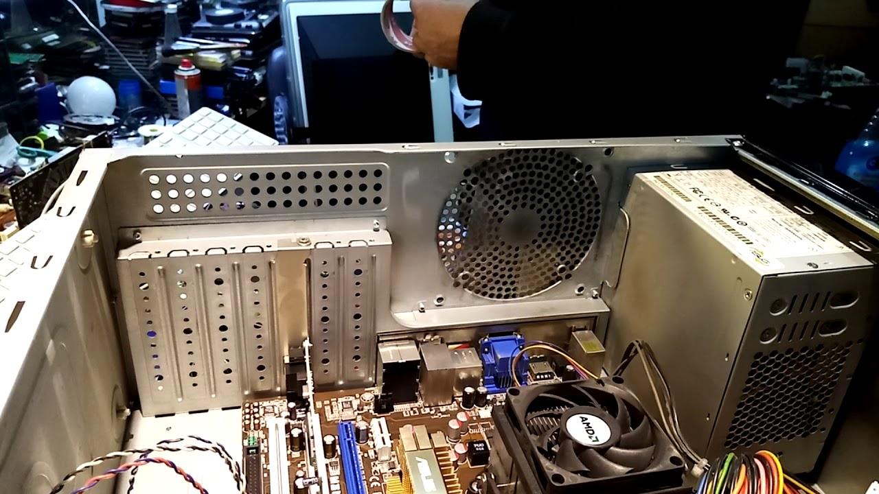 PC Fan Değişimi