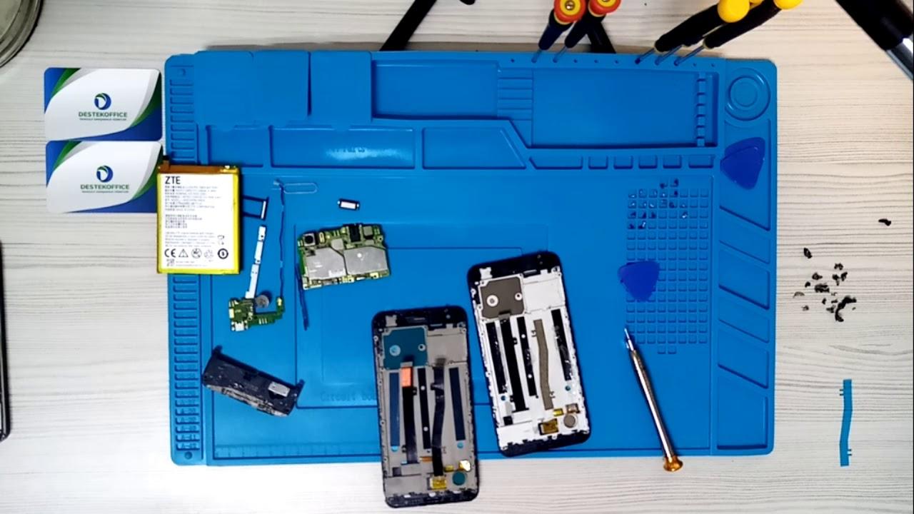 Turkcell T70 Telefon Ekran değişimi - Turkcell T70 Screen Repair